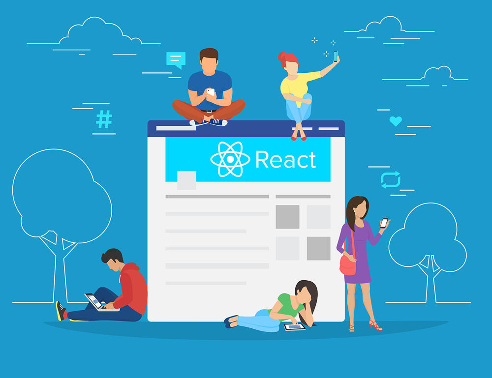 Reasons why React is gaining traction for mobile app development